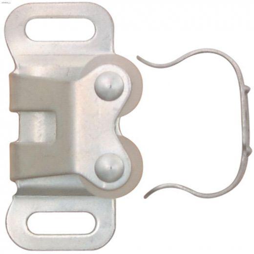 25 mm x 43 mm Cadmium Functional Double Roller Catch