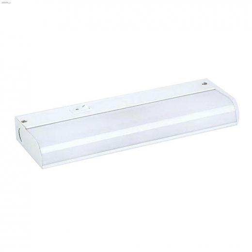 1 Light T5 8 Watt White Undercabinet Fluorescent Bar Light