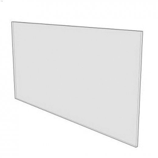 """24\"""" x 37-5\/16\"""" Clear Tempered Glass"""