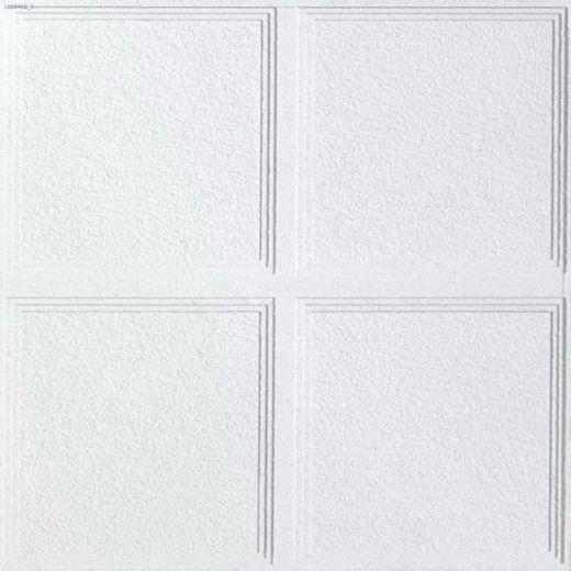 "Luna\u2122 ClimaPlus R72716 Ceiling Panel 2' x 2' x 3\/4\""-12\/Box"
