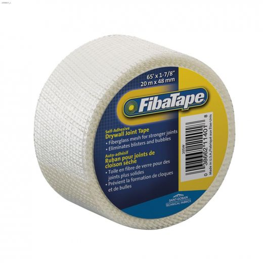 "FibaTape 50' x 1-7\/8\"" Self-Adhesive Joint Tape"
