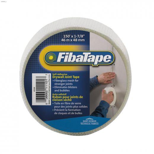 """FibaTape 150' x 1-7\/8\"""" White Mesh Joint Tape"""