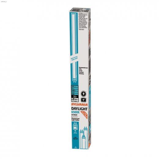 32 Watt G13 Medium Bipin T8 Fluorescent Bulb-12\/Pack