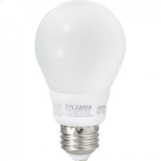 Frosted 9 Watt Medium A19 LED Bulb-4\/Pack