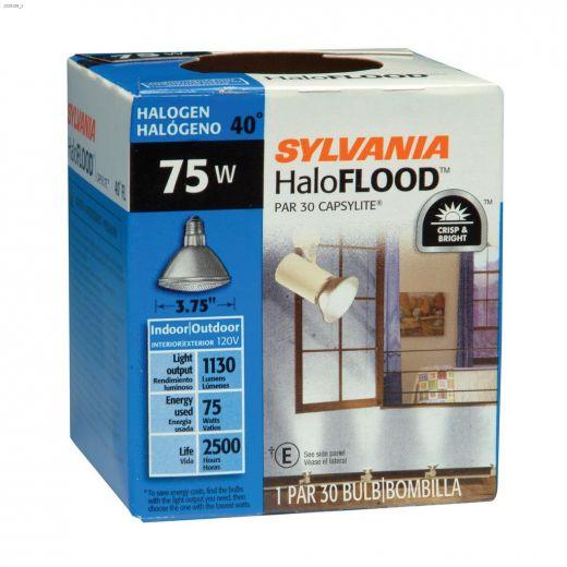 60 Watt E26 Medium PAR30 Reflector Halogen Bulb