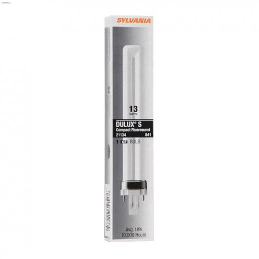 13 Watt GX23 S(T4) Compact Fluorescent Bulb