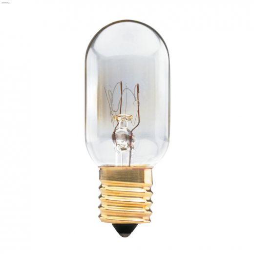 Clear 15 Watt Intermediate T7 Incandescent Bulb