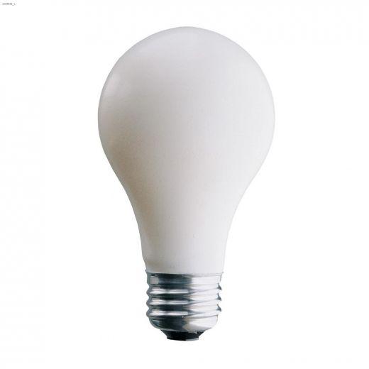 Inside Frost 25 Watt E26 Medium A19 Incandescent Bulb-2\/Pack