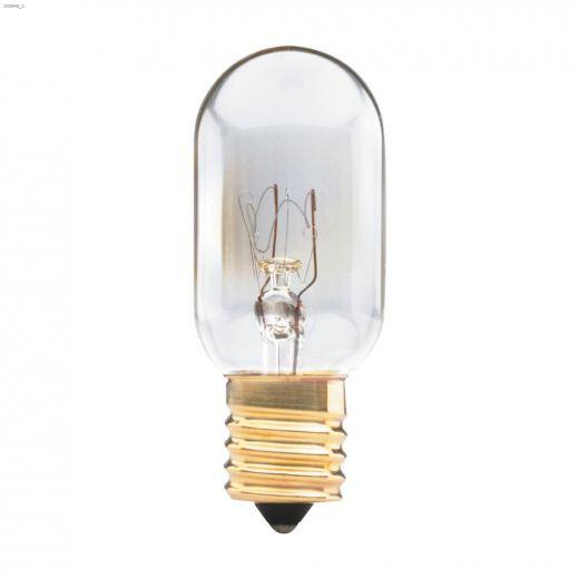 Clear 25 Watt Intermediate T8 Incandescent Bulb