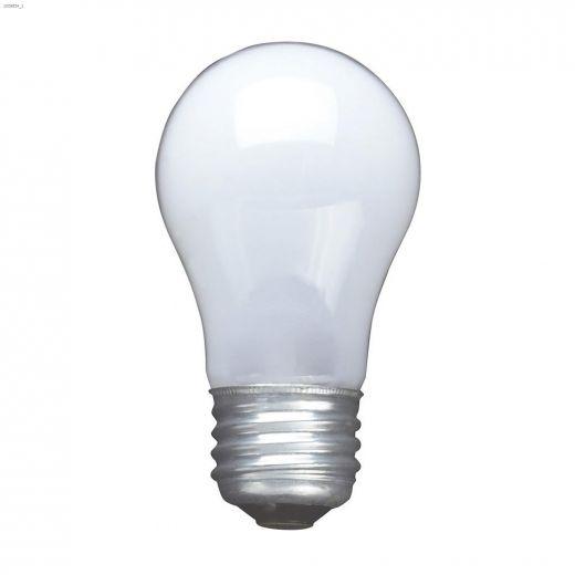 40 Watt E26 Medium A15 Incandescent Bulb-2\/Pack