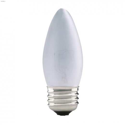 40 Watt E26 B10 Incandescent Bulb-2\/Pack