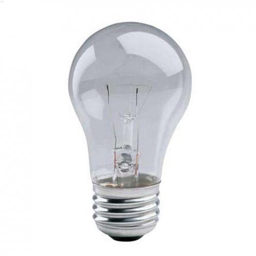 Clear 60 Watt E26 Medium A15 Incandescent Bulb-2\/Pack