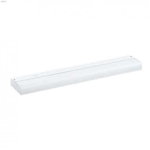 1 Light T5 14 Watt White Undercabinet Fluorescent Bar