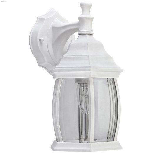 (1) Lamp A 100 Watt Outdoor Lantern