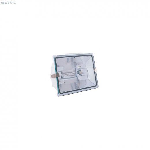 (1) Lamp T3 Halogen Metal Plastic Non-Motion Security Light