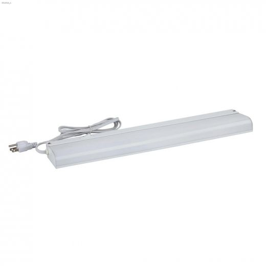 1 Light T5 14 Watt White Undercabinet Fluorescent Bar