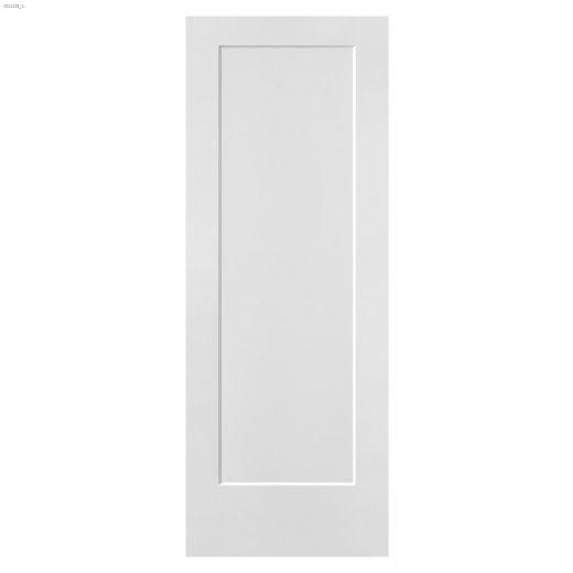 "32\"" x 80\"" Prime White Logan Door"