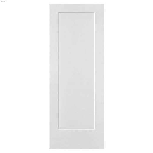 "34\"" x 80\"" Prime White Logan Door"