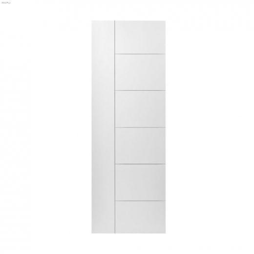 """34\"""" x 80\"""" Composite Wood Berkley Door"""