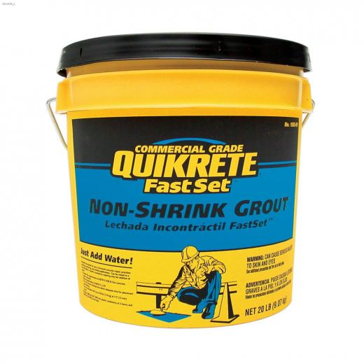 Fastset\u2122 Gray To Gray-Brown 9 kg Non Shrink Grout