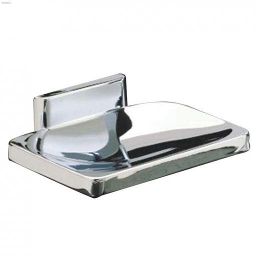 Sunglow Polished Chrome Soap Dish