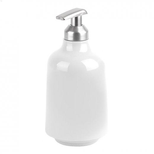 Step 13 oz White Soap Pump
