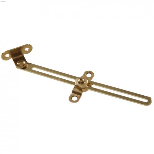 Brass Plated Lid Support