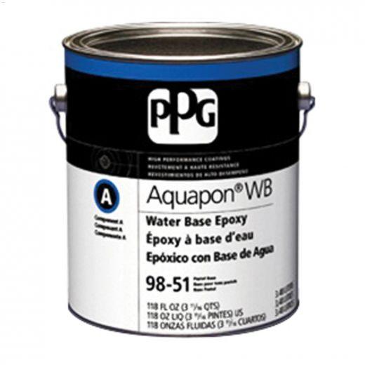 Aquapon\u00ae WB 4 L Light Gray Componenet A Water-Based Epoxy