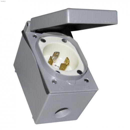 30A Gray Generator Hook-Up Box Kit