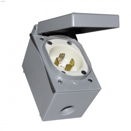 20A 3 Pole Generator Hook-Up Box Kit