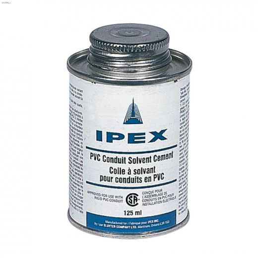 Scepter\u00ae Clear 125 mL Conduit Cement