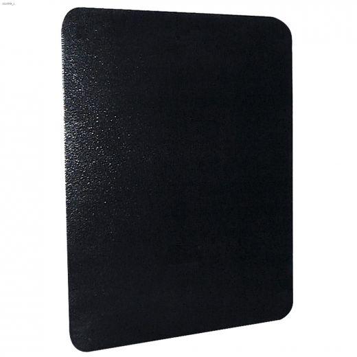 """32\"""" x 42\"""" Pebble Black Stove Board"""