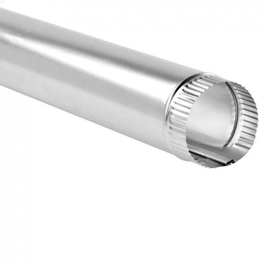 """4\"""" x 30\"""" Aluminum Rigid Pipe"""