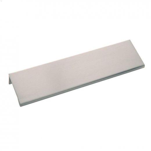 160 mm Satin Nickel Rotterdam Cabinet Lip Pull