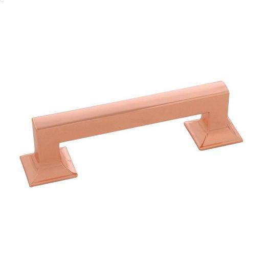 96 mm Polished Copper Studio Cabinet Pull