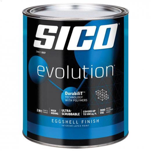 Sico Evolution 946 mL Interior Eggshell