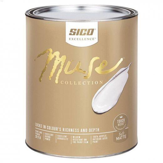 Sico Muse 3.78 L Interior Soft Matte
