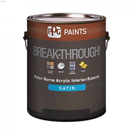 3.78 L Satin Break-Through Acrylic Paint