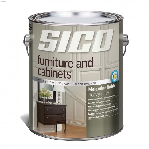 4 L Heavy-Duty Furniture & Cabinet Paint