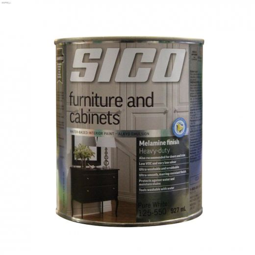 1 L Heavy-Duty Furniture & Cabinet Paint