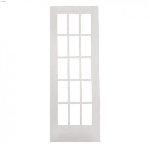 """32\"""" x 80\"""" Primed French Door"""