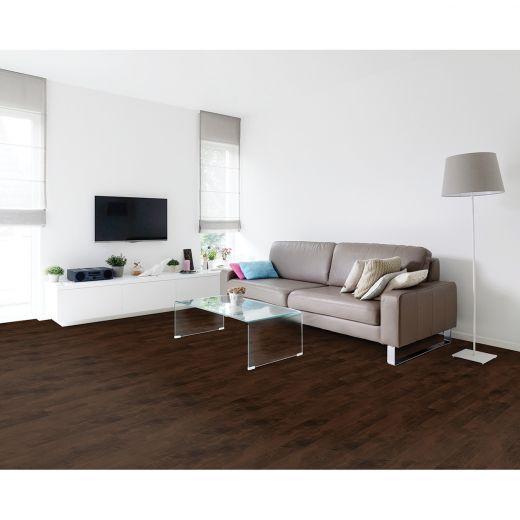 12.3mm Maple Walnut Laminate Flooring