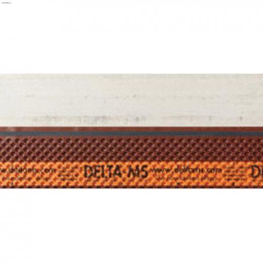 """6' 6\"""" x 1\"""" Black Termination Bar Strip"""
