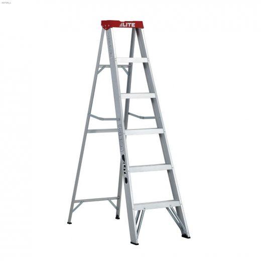 6' Aluminum Type 3 Household Step Ladder