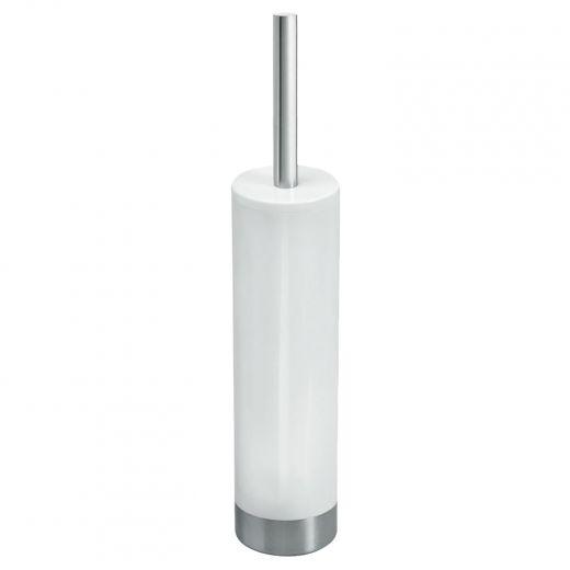 White Toilet Bowl Brush
