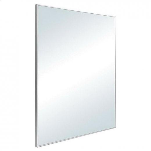"Moderna 20\"" x 24\"" Silver Mirror"
