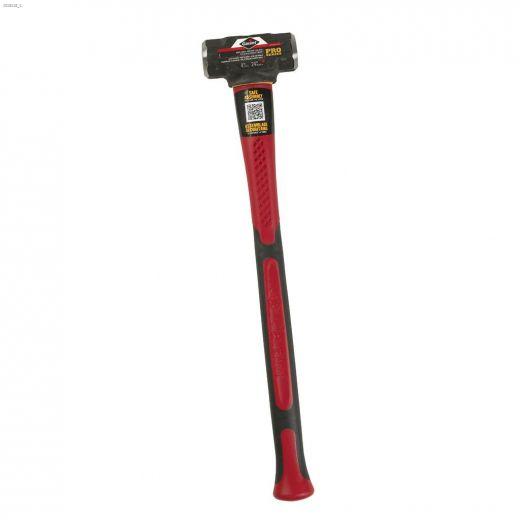 "Pro-Series 24\"" Fibreglass Handle 4 lb Sledge Hammer"