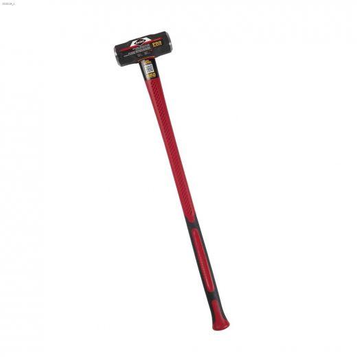 "Pro-Series 36\"" Fibreglass Handle 10 lb Sledge Hammer"