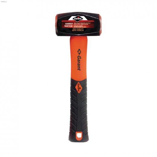 "11\"" Fiberglass Handle 4 lb Mason Club Hammer"