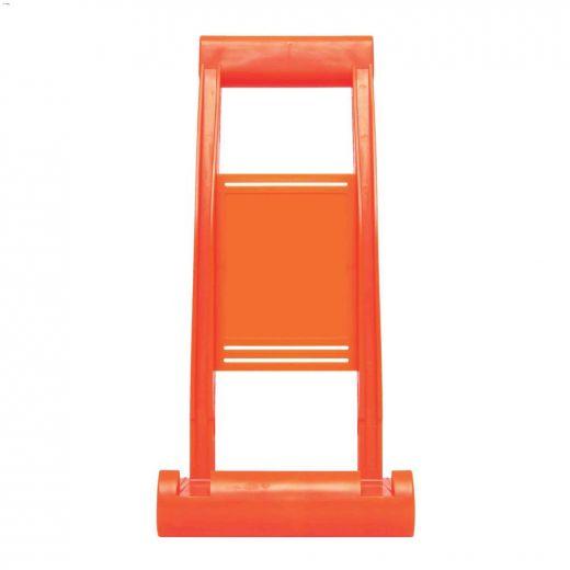 "14-1\/2\"" Orange ABS Panel Carry"